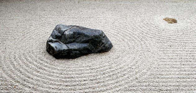 Stone Zen Garden The tranquil zen garden of kyoto travel smithsonian zen garden of kyoto workwithnaturefo