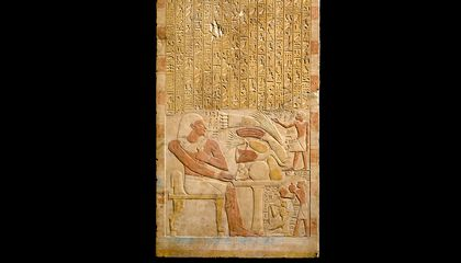 For Ancient Egyptian Pharaohs, Life Was a Banquet, But the Afterlife Was the Greatest Feast of All