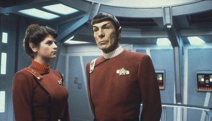 The Man Who Taught Mr. Spock to Speak Vulcan