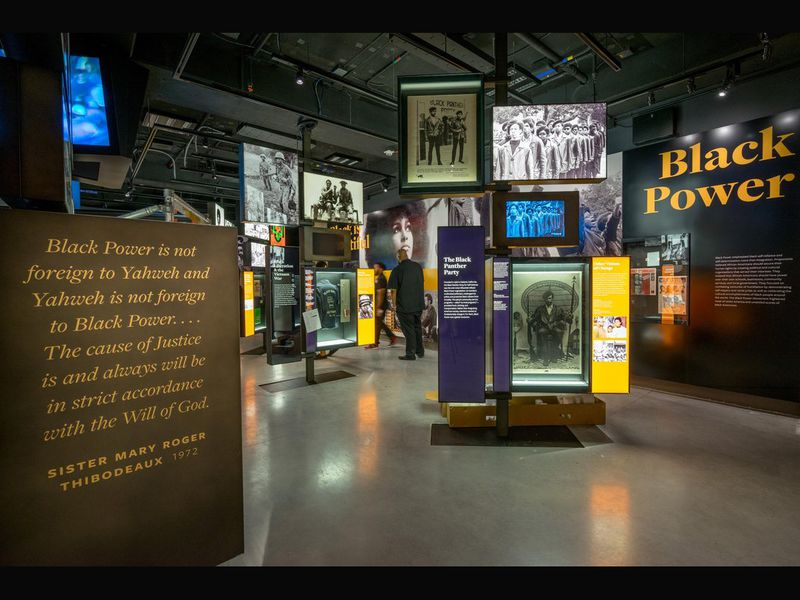 Changing America exhibition