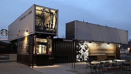 Coffee Retailers Reinterpret the Container Store