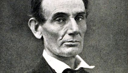 A Sculpture of Abraham Lincoln's Hand Has Been Stolen From an Illinois Museum
