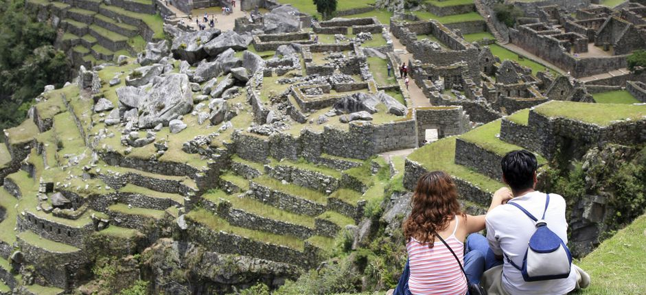 Exploring Peru: A Family Journey <p>Open new windows of understanding in your grandchildren&#39;s&nbsp;eyes as they discover ancient Incan heritage at astonishing Machu Picchu,&nbsp;go off the beaten path in the&nbsp;Sacred Valley, and meet with local artisans and experts.</p>