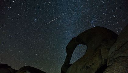 The Full Moon May Dull the Dazzle of this Year's Geminid Meteor Shower—But You Can Still Catch a Glimpse