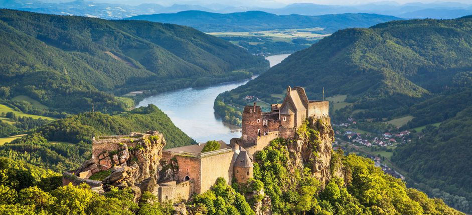 A Danube River Cruise From the Czech Republic and Germany to Bulgaria