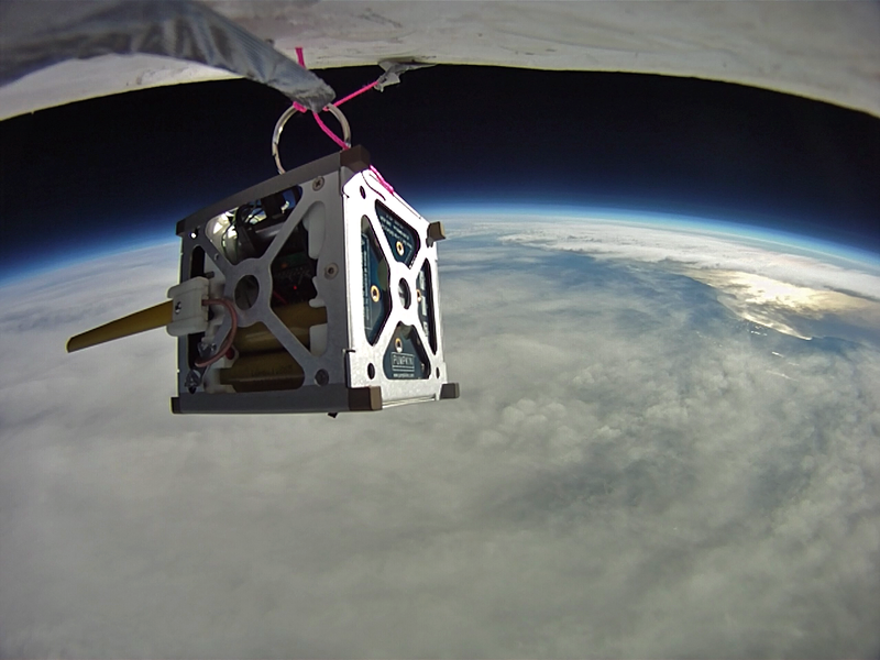 Could Mini Satellites Provide Free Internet to All