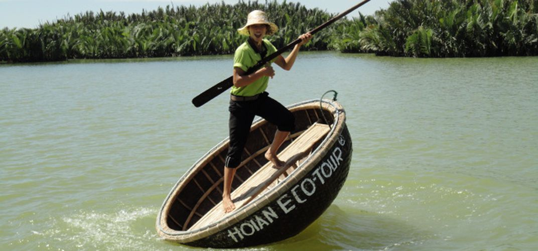 A Hoi An Fisherman
