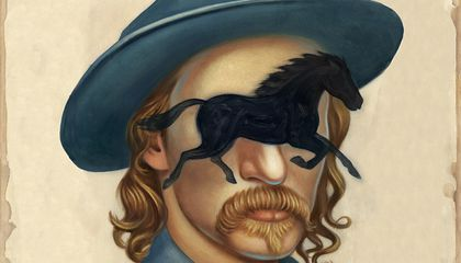That Time When Custer Stole a Horse