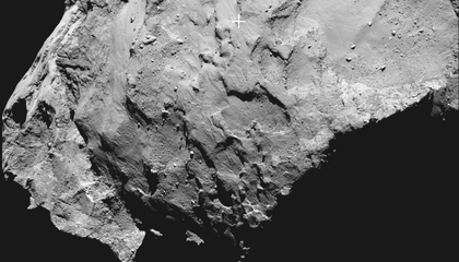 This Is Where Rosetta's Lander Will Touch Down