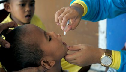 Vaccine Switch Marks a New (and Hopefully Last) Stage in the Battle With Polio