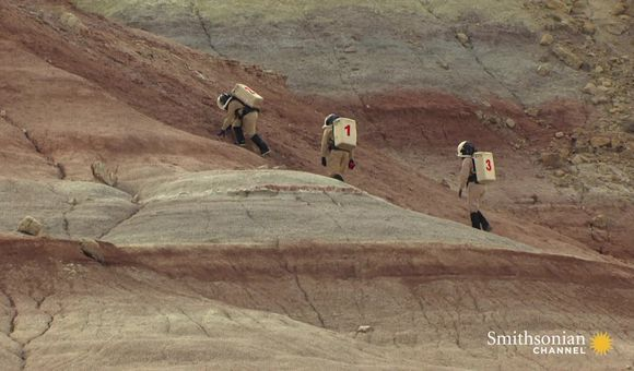 Preview thumbnail for video'Which State Looks Most Like Mars?