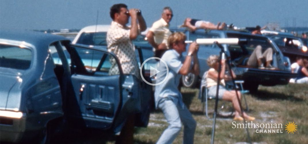 Caption: Why Interest in Space Travel Waned After Apollo 11