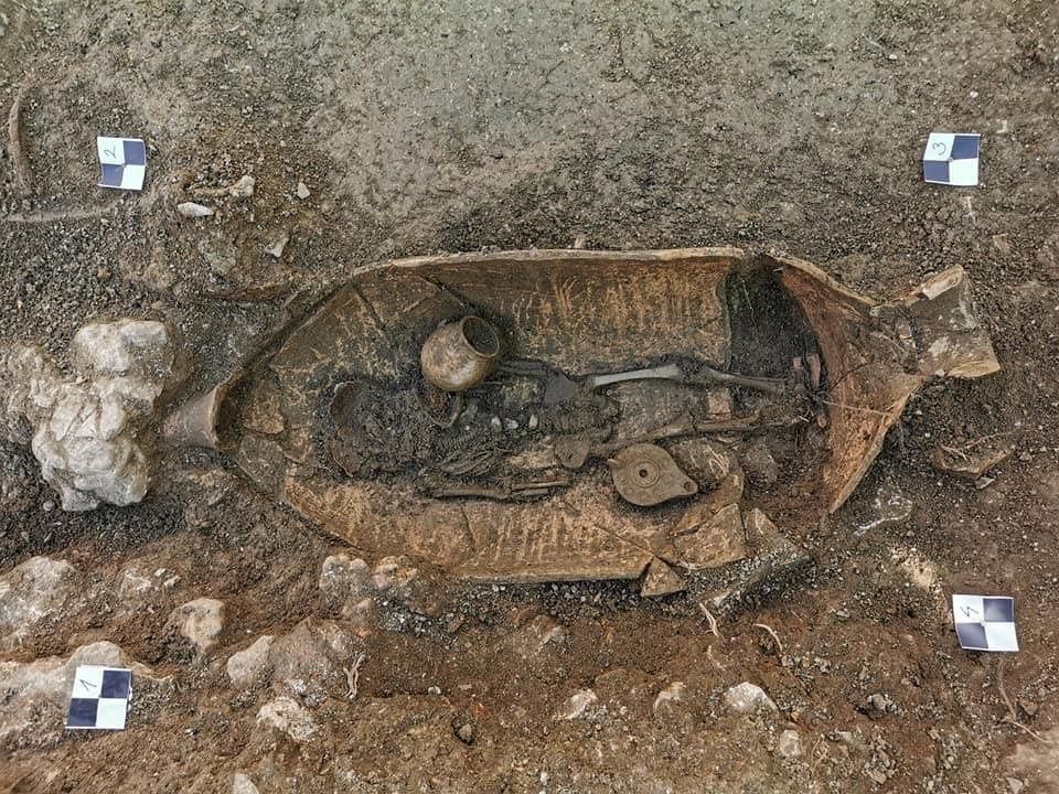 Ancient Necropolis Discovered in 17th-Century Croatian Palace's Garden