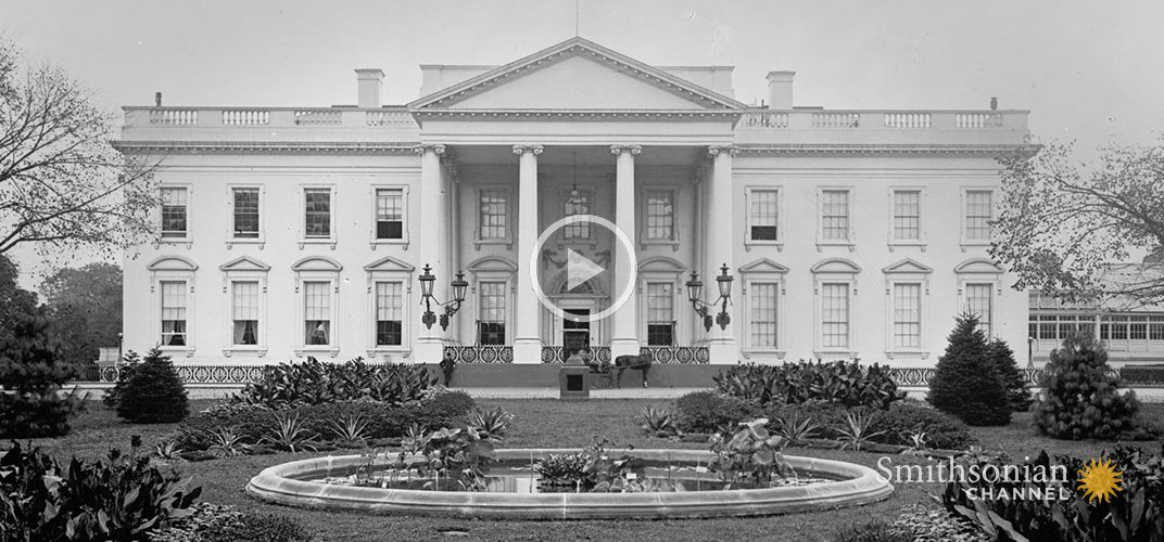 Caption: How Edith Roosevelt Transformed the White House