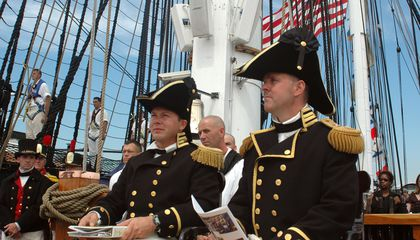 Image: USS Constitution to set sail to commemorate anniversaries