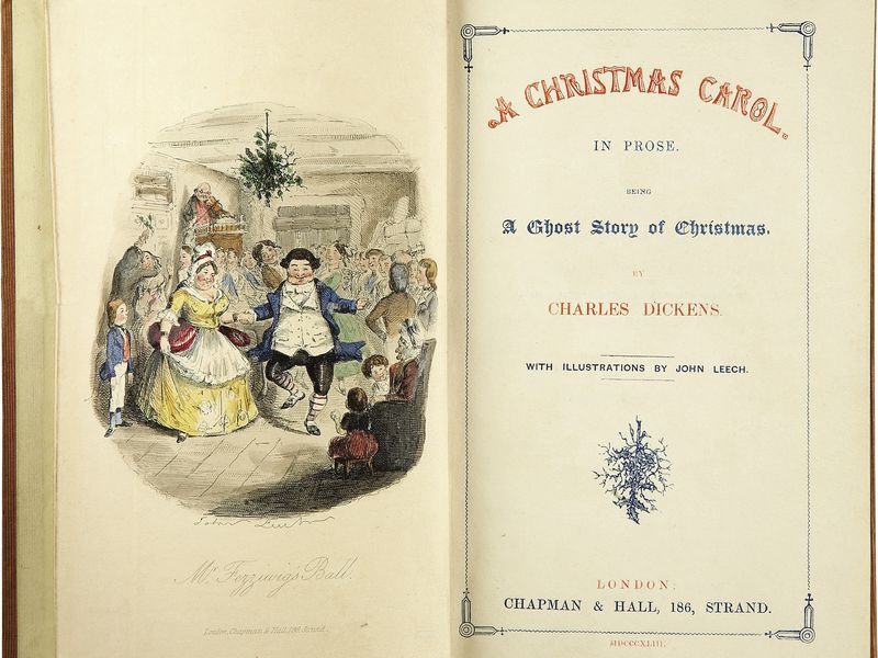 the beloved story sold 6000 copies in its first week in print and 15000 in its first year - When Was A Christmas Carol Published