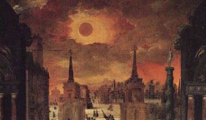 A Brief History of Eclipse Chasers