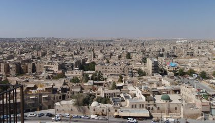 Five Times Aleppo Was the Center of the World's Attention