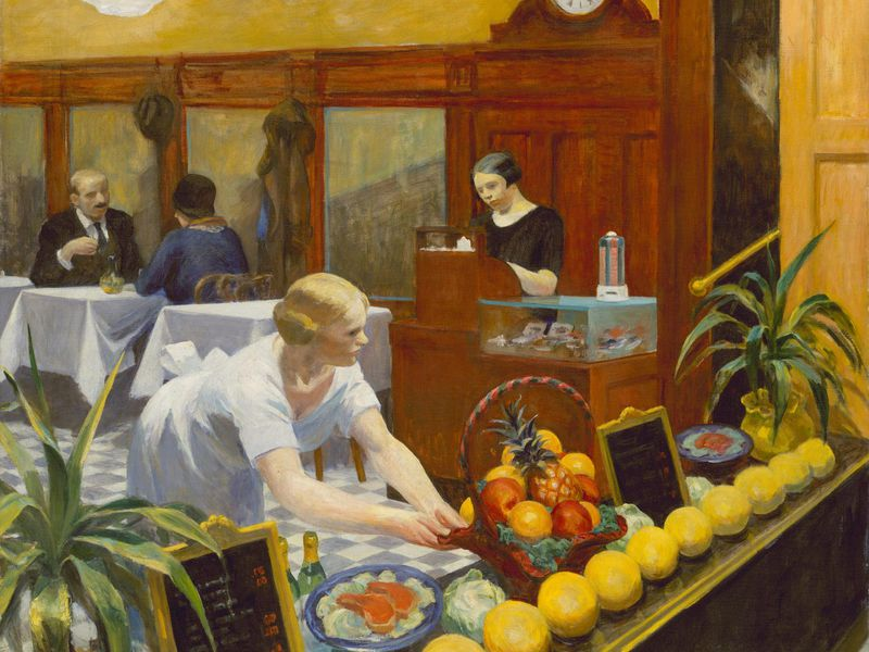 The Secret Meaning Of Food In Art Travel Smithsonian