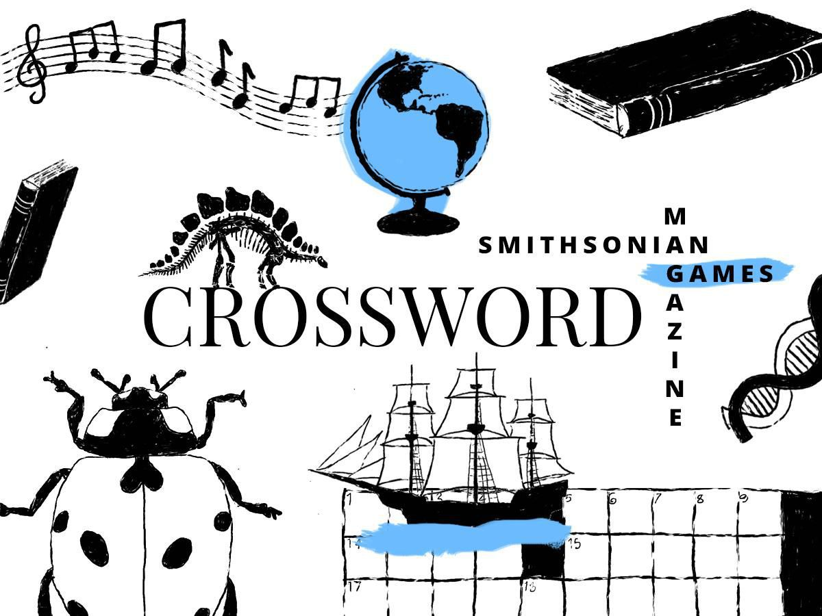 The Smithsonian Magazine Monthly Crossword May 2020 Games Puzzles Smithsonian Magazine