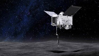 Asteroid Sample-Return Mission Arrives to Collect Primordial Rocks of the Solar System
