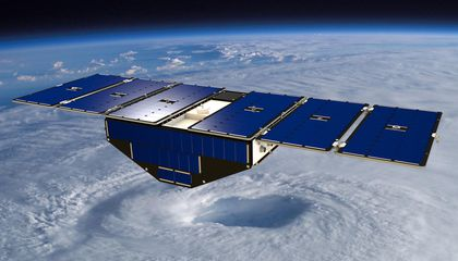 New Satellite Network Will Watch Hurricanes Grow