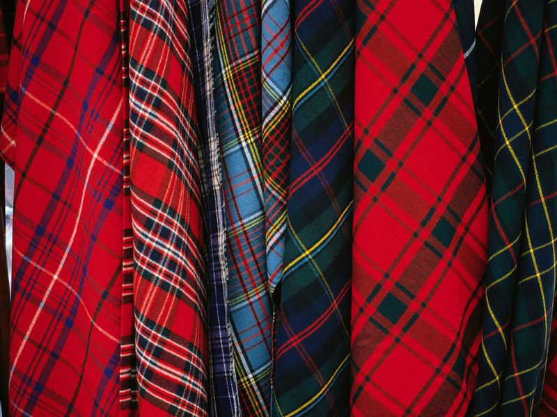 Tartan Plaid a brief history of plaid | smart news | smithsonian