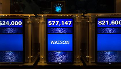IBM's Watson Will Match Cancer Patients With Trials at Mayo Clinic