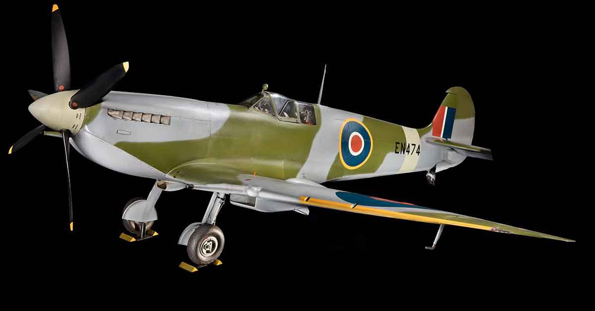 Remembering the Supermarine Spitfire, Iconic Fighter Plane of World War II