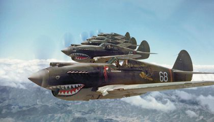 Kunming Remembers the Flying Tigers
