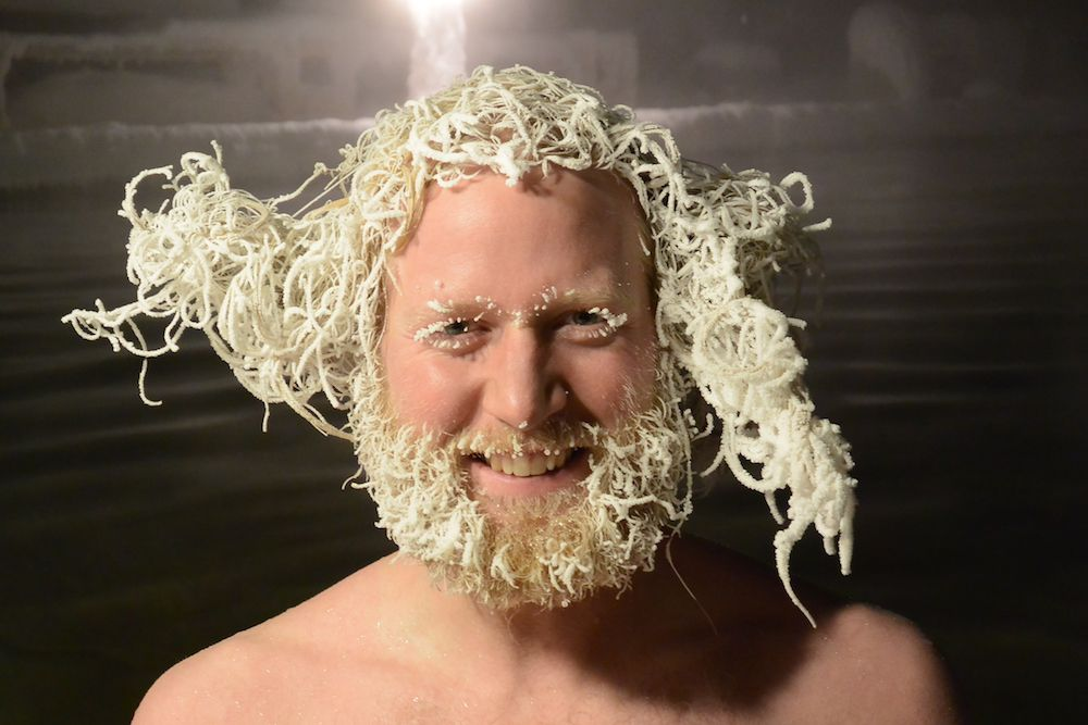 Expect Stiff Competition at This Year's International Hair Freezing