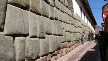 Wednesday Roundup: Inka Roads, Road Salt for Ants, Swanky Working Quarters and More