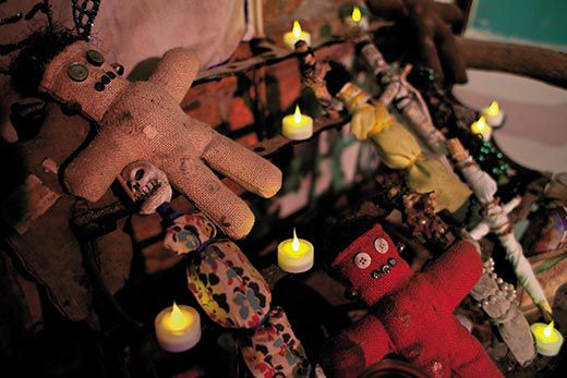 The New Orleans Historic Voodoo Museum | Arts & Culture