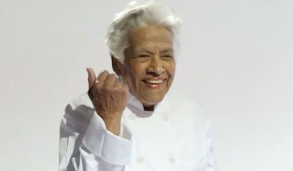 Preview thumbnail for video'Sponsored Video: A Gumbo of Great Chefs