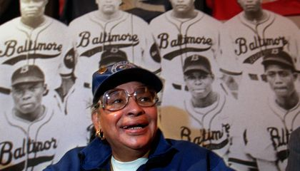 Remembering Mamie 'Peanut' Johnson, the First Woman to Take the Mound as a Major-League Pitcher