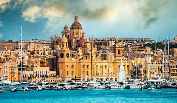 Voyage from Rome to Malta