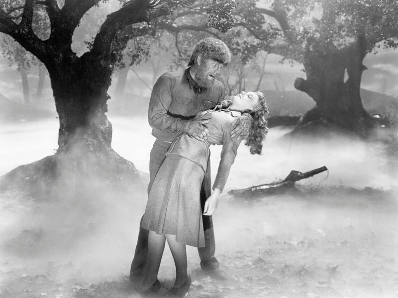 The Wolf Man still