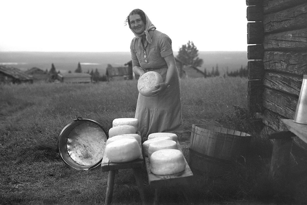 Anna Höst, cheese