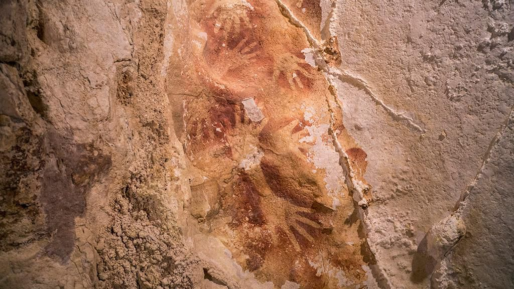 In order to date cave paintings archaeologists rely on indirect evidence which.