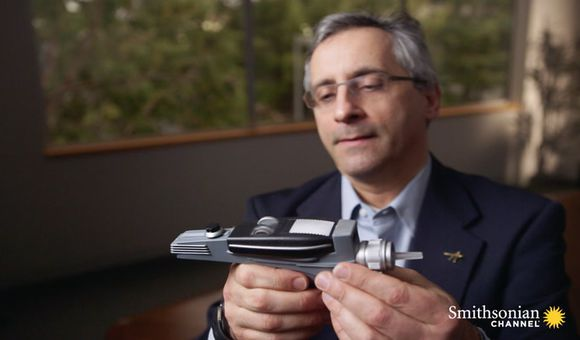 Preview thumbnail for video'Laser Scientists Are Developing Star Trek's Phaser