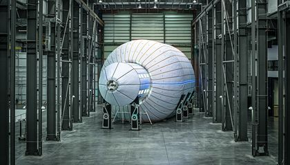 This Expandable Structure Could Become the Future of Living in Space