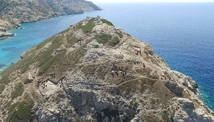 Researchers Uncover Ancient Greek Island's Complex Plumbing System