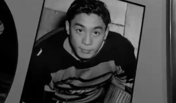 Pioneering NHL Player Larry Kwong Has Died at 94