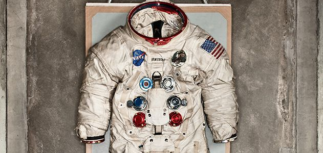 Neil Armstrong's Spacesuit Was Made by a Bra Manufacturer