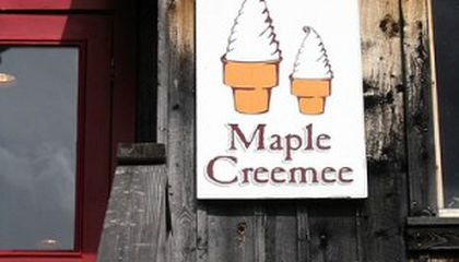 Maple Creemees