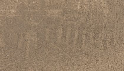 """New"" 2,000-Year-Old Geoglyph Spotted in Peru"