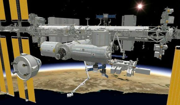 Preview thumbnail for video'Boeing's New Spaceship
