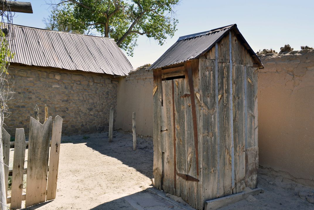 Old outhouses gaining new respect