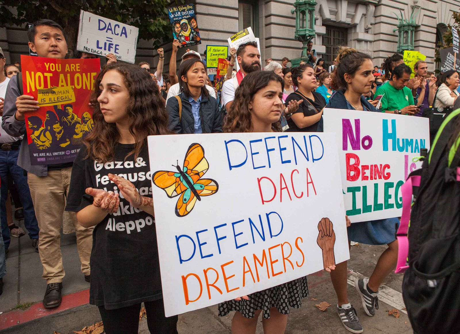 How the Smithsonian Is Documenting the Work of Immigrant Rights Activists