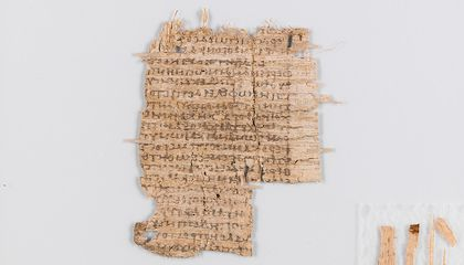 Researchers Unlock Secrets of Basel Papyrus